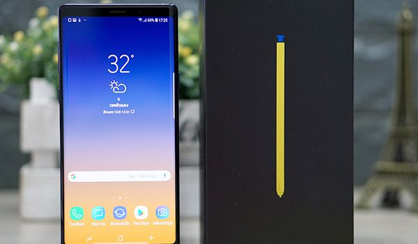[พรีวิว] Samsung Galaxy Note 9