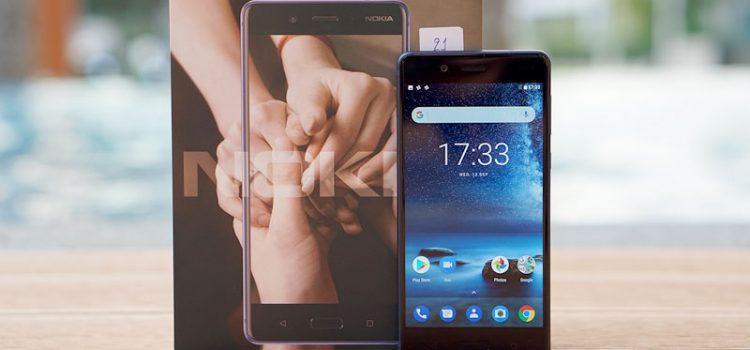 [รีวิว] Nokia 8 มือถือ Pure Android ระดับไฮเอนด์