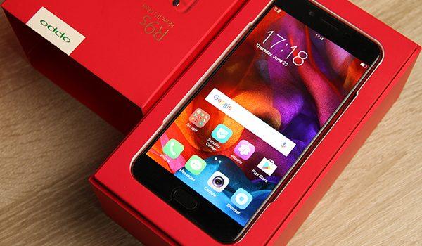 [พรีวิว] OPPO R9s Special Red Edition