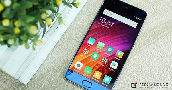 [รีวิว] Xiaomi Mi 6