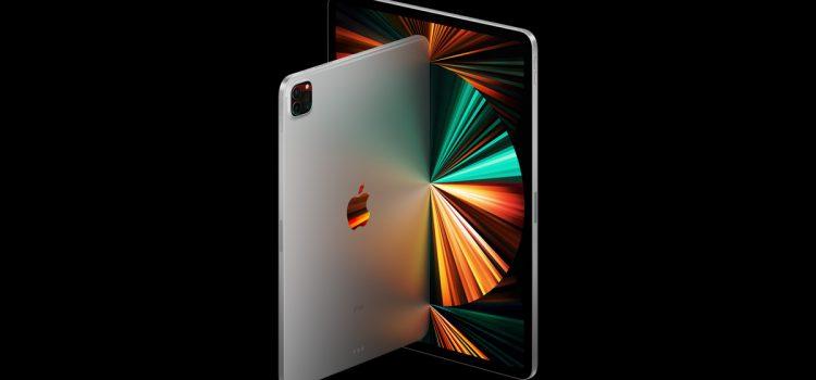 iPad Pro ใหม่ที่มาพร้อมชิป M1