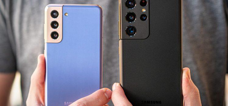 Galaxy S21 Series มือถือ 5G สเปกดี ปี2021