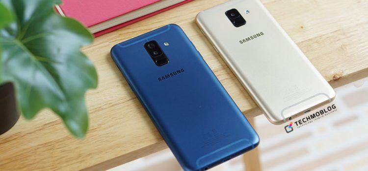 [รีวิว] Samsung Galaxy A6 l A6+ ด้วยกล้องหน้า 24MP พร้อมไฟแฟลช, กล้องคู่ด้านหลัง และ RAM 4 GB เคาะราคาเริ่มต้นที่ 8,900 บาท