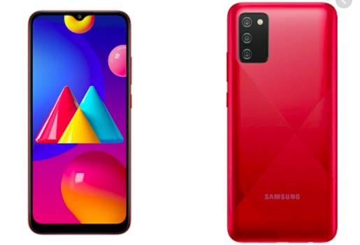 ซัมซุงเปิดตัวมือถือ รุ่นใหม่ Samsung Galaxy F02s
