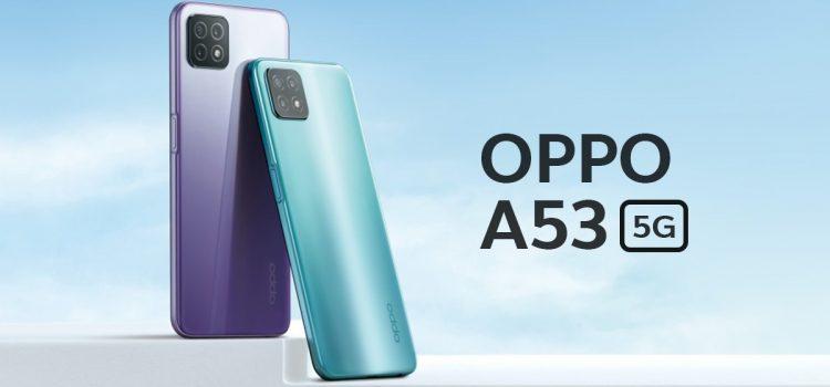 OPPO A53s 5G มือถือ 5G